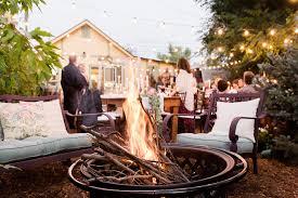 intimate backyard wedding flagstaff az sarah u0026 armand