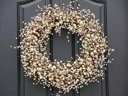 outdoor wreaths for front door diy hanging outdoor