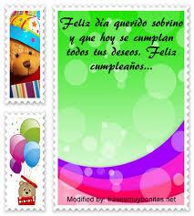 imagenes bellas de cumpleaños para mi sobrina frases de cumpleaños para un sobrino con imágenes frasesmuybonitas net