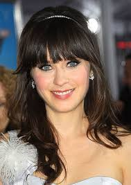 hairstyles for brown hair and blue eyes cool hairstyle 2014 chocolate brown hair color with blue eyes