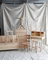 Wooden Furniture Paint Milk Wax And Spray Paint 6 Fab Finishes For Your Raw Wood