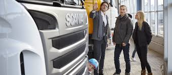 financial services scania group