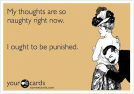 Funny Naughty Memes - my thoughts are so naughty right now