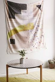 Wall Tapestry Urban Outfitters by Terrazzo Collage Tapestry Urban Outfitters Colleges And We