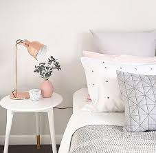 Gray And Pink Bedroom by Best 25 Copper Bedroom Ideas On Pinterest Bed Covers