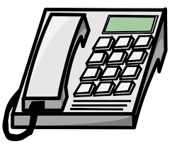 telephone vector clipart cliparting com