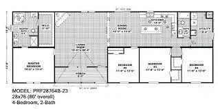 4 bedroom single wide mobile home floor plans uncategorized single wide floor plans within fascinating 4 bedroom