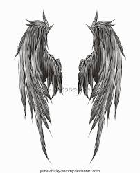 demon wings tattoo 8 best tattoos ever