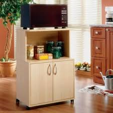 microwave carts u0026 stands you u0027ll love wayfair