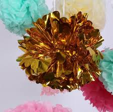 gold mylar tissue paper compare prices on mylar tissue paper online shopping buy low