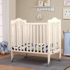 Porta Crib Mattress Size Nursery Porta Crib And Big Mattress For Comfort Baby Sleep Time