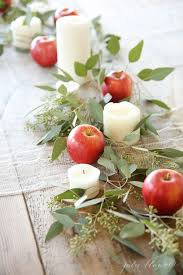 Floral Table Decorations For Christmas by Best 25 Apple Centerpieces Ideas On Pinterest Green Apple