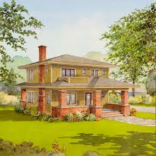 live large in a small house with an open floor plan bungalow company fox tail exterior drawing tulip exterior drawing