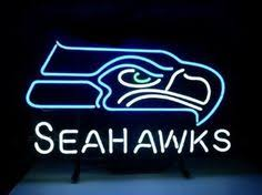 seahawks light up sign seattle space needle seahawks bluest skies you ve ever seen