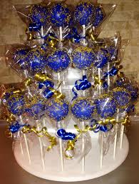 royal blue and gold baby shower decorations collection of solutions royal blue gold glitter cake pops