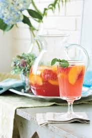 punch and cocktail summer drink recipes southern living