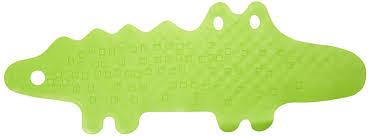 Ikea Tappeti Bagno by Ikea Patrull Tappetino Per Vasca Da Bagno Coccodrillo Verde 90