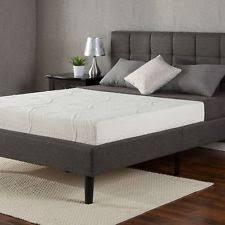 night therapy memory foam 4 inch pressure relief mattress topper