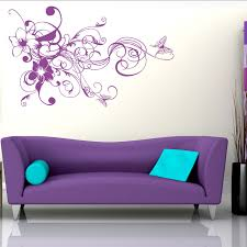 flowers swirls and vines with butterfly corner decorative wall flowers swirls and vines with butterfly corner decorative wall sticker world of wall stickers