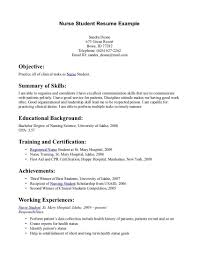 cv resume exle resume template for students sle still in college with no work