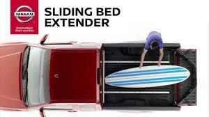 nissan armada mirror extender truck sliding bed extender genuine nissan accessories youtube