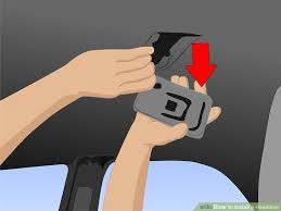 How To Fix Car Upholstery Roof How To Install A Headliner 12 Steps With Pictures Wikihow