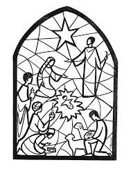 baby jesus born manger coloring free printablebaby