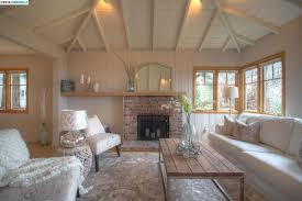 cottage livingroom cottage living room with carpet cathedral ceiling in oakland ca