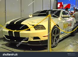 ford mustang modified manila ph apr 1 modified white stock photo 638692051 shutterstock