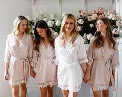 and bridesmaid robes lace bridal robe bridesmaid robes robe bridal robe