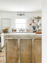 how to build a kitchen island with sink and cabinets diy antique general store counter 2x2 butcher block