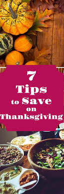 7 tips to save on thanksgiving dinner