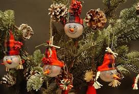 Style Tree Ornaments 12 Trends Enhancing Style Of Creative Winter
