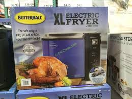 butterball xl costco 1163333 butterball xl electric fryer by masterbuilt box