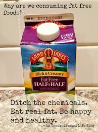 an uncomplicated life blog why fat free