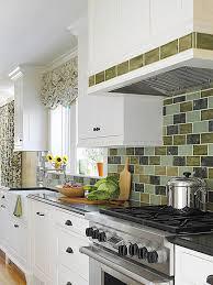 green backsplash kitchen green backsplash better homes gardens