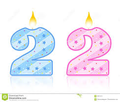 number birthday candles candle clipart number 2 pencil and in color candle clipart number 2
