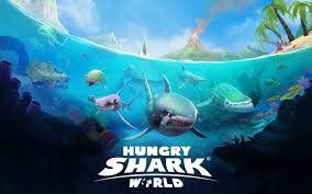 hungry shark world android apps on google play