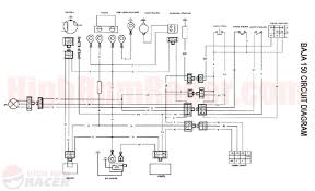 yamaha 110cc 4 wheeler wiring diagram 110cc wire harness in tao