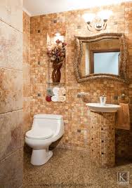 earth tone bathroom designs modern powder room hometalk