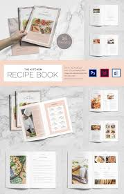 cookbook format template expin memberpro co