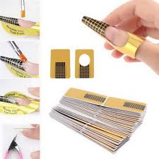 wholesale nails gel extension tips sticker nail art professional