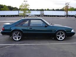 1992 ford mustang 1992 ford mustang information and photos zombiedrive