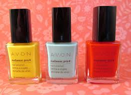 avon zenergy spring 2013 color collection liner and glitter and