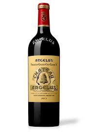 château style wine and a angélus wine