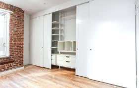 Wall To Wall Closet Doors Sliding Doors Interior Closet The Home Depot With Ideas 8