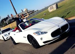 new maserati convertible mercedes maserati wedding cars deblanco