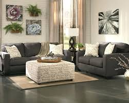 Oversized Loveseat With Ottoman Loveseat With Ottoman Chatel Co