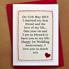 simple wedding anniversary card for husband sang maestro