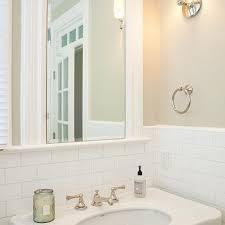 tiled bathroom walls half tiled bathroom walls design ideas